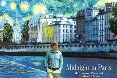Nostalgia Midnight in Paris Movie